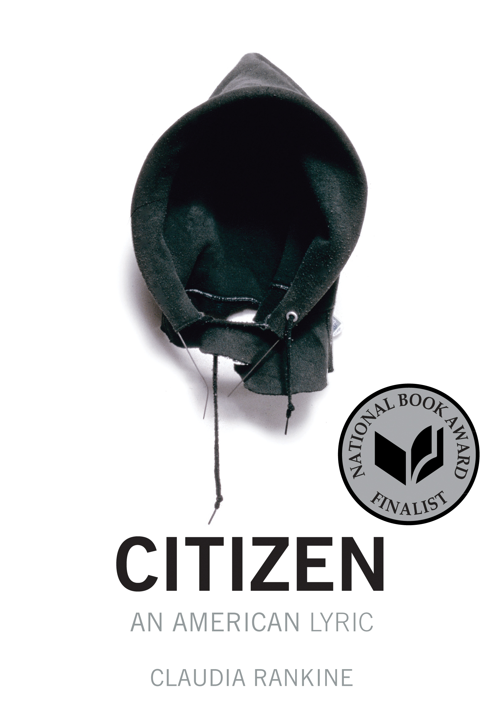 Claudia Rankine 'Citizen: An American Lyric' Book Cover