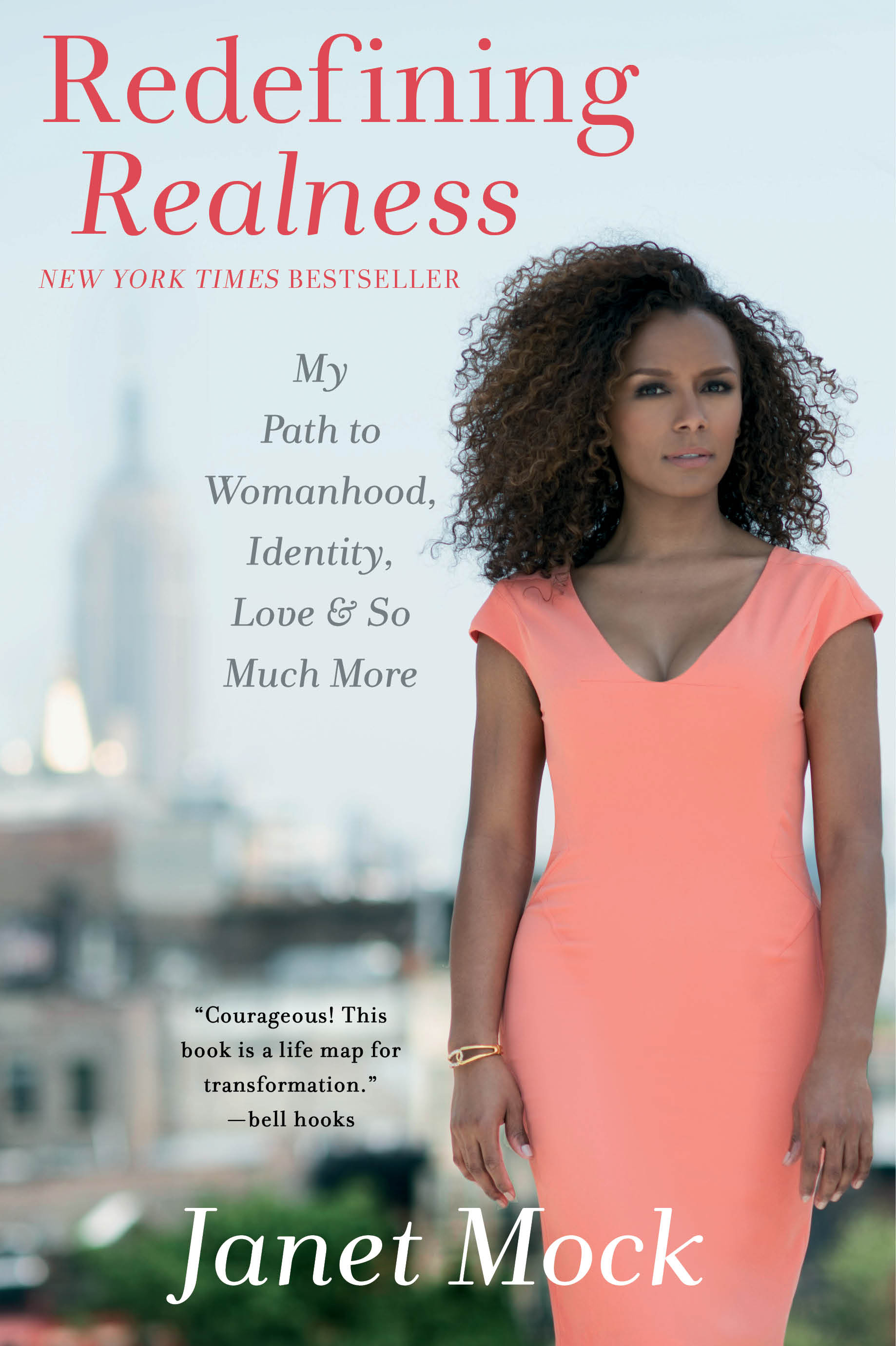Janet Mock 'Redefining Realness' Book Cover