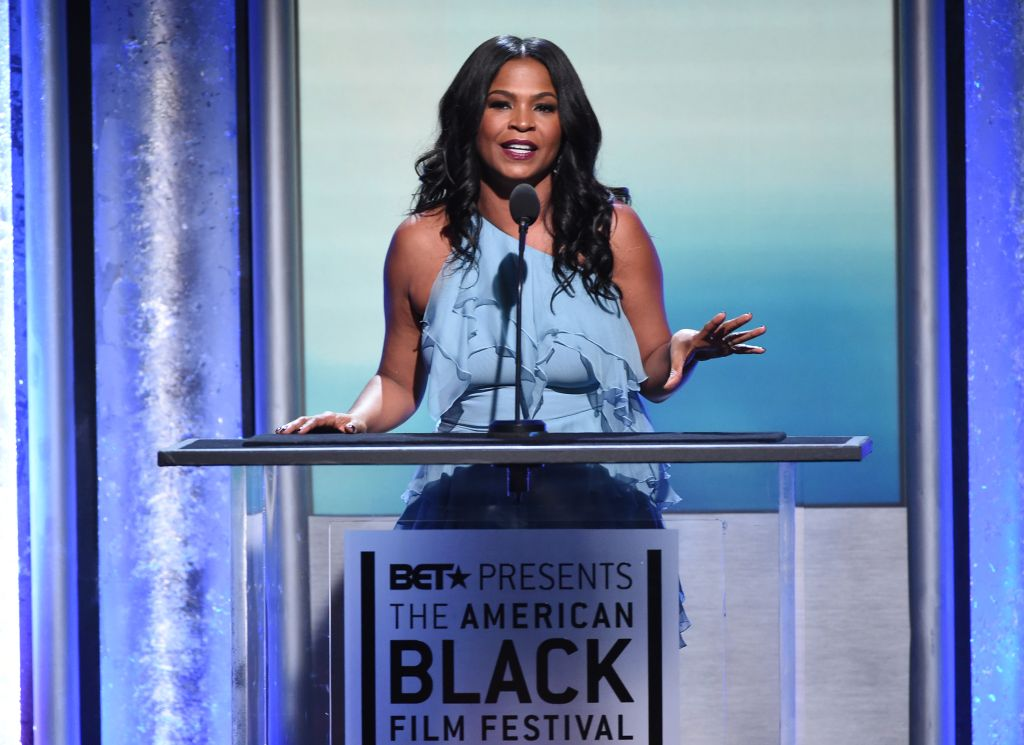 BET Presents the American Black Film Festival Honors - Show