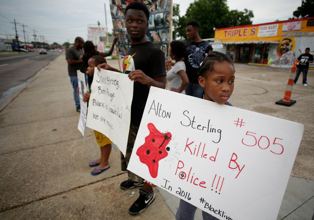 Baton Rouge Reels In Aftermath Of Ambush Shooting Killing Three Police Officers