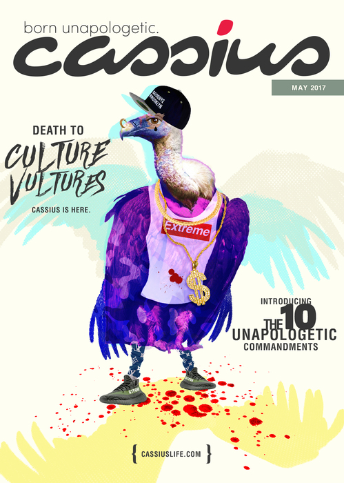 Cassius Culture Vulture cover