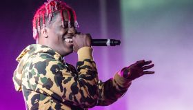 Lil Yachty (Miles Parks McCollum) performs at Broccoli City Festival on Saturday.