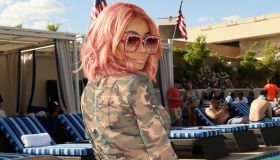 Blac Chyna Hosts Party At The Sapphire Pool & Day Club In Las Vegas