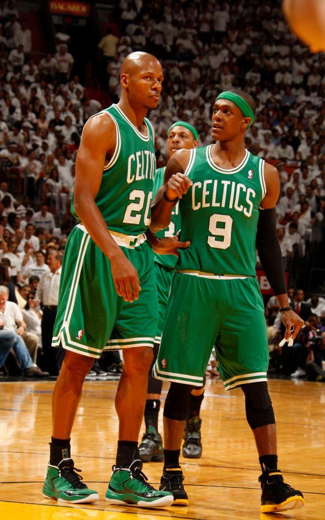 Boston Celtics v Miami Heat - Game Seven