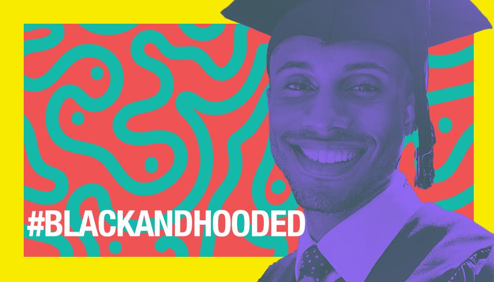#BlackandHooded