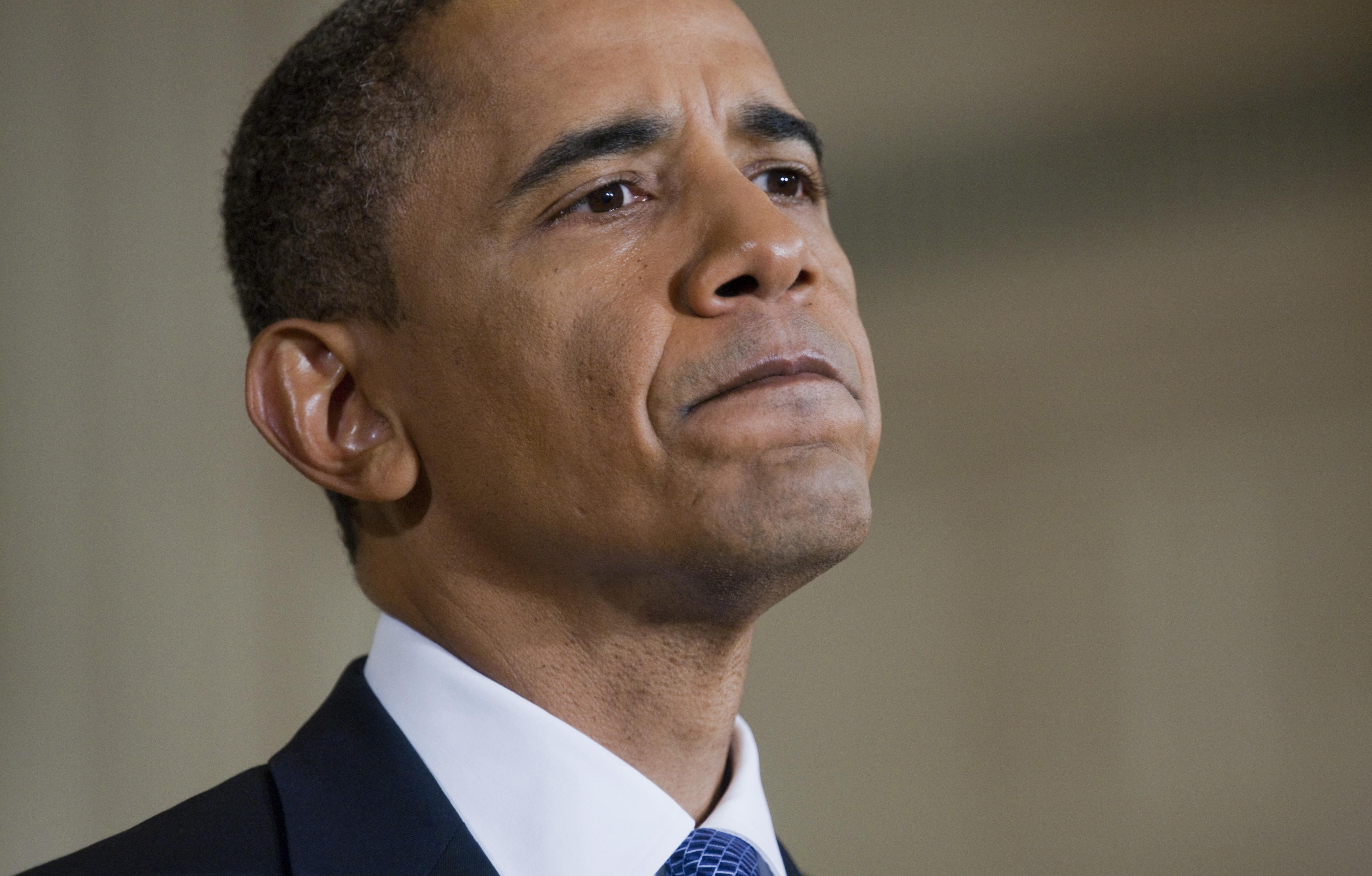 USA - Politics - President Barack Obama Holds News Conference