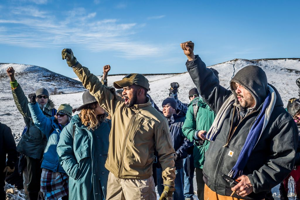 The Showdown at Standing Rock is a win for Native Tribes.