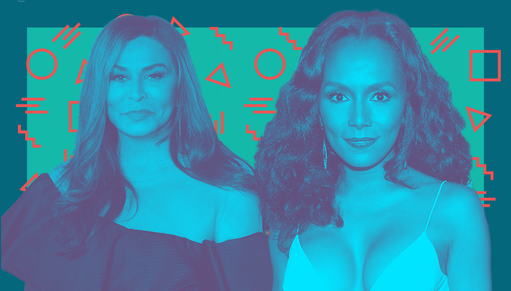 Tina Knowles and Janet Mock creative