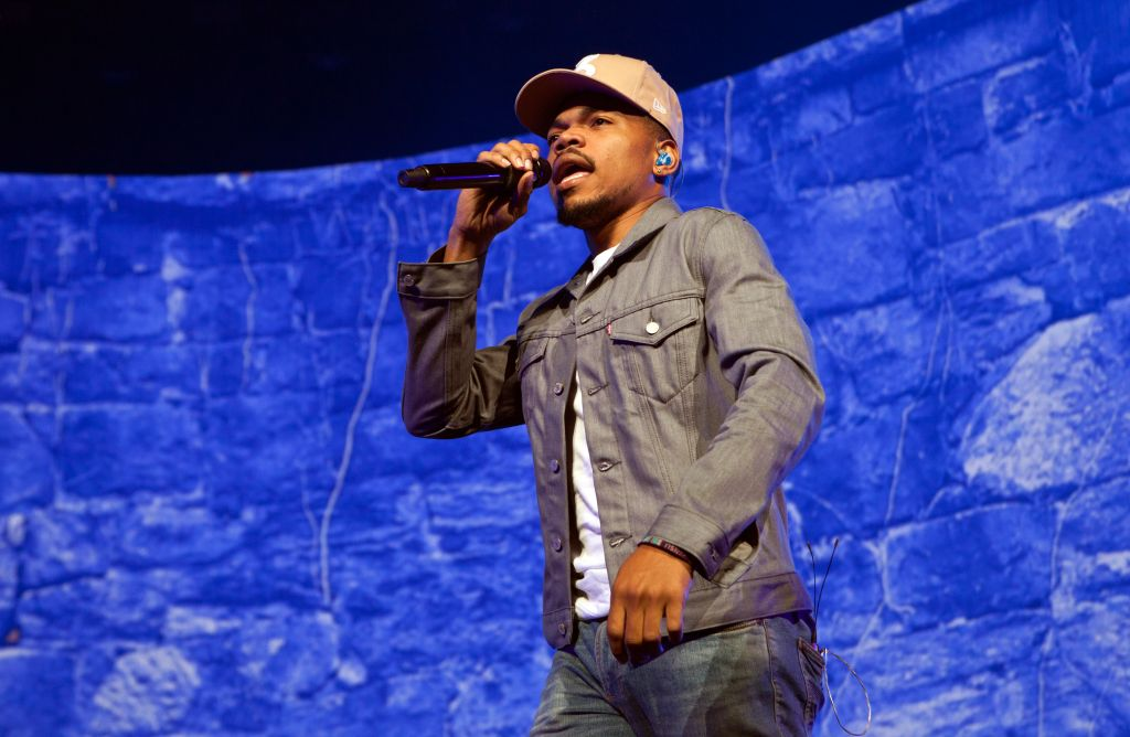 Chance The Rapper In Concert - Charlotte, NC