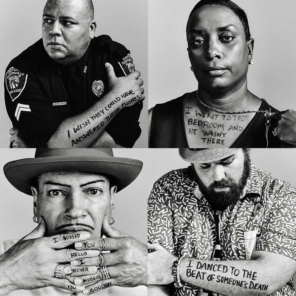 The 'Dear World' Photo Series Highlights Impact of Pulse Shooting One Year Later