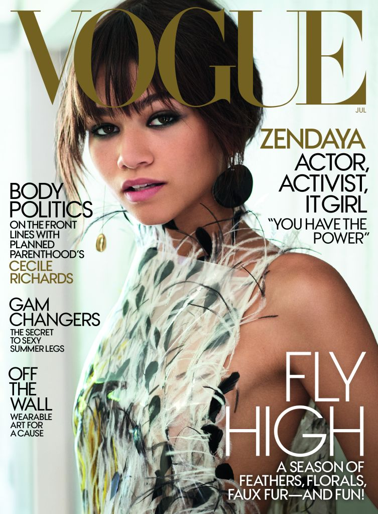 Zendaya VOGUE Cover