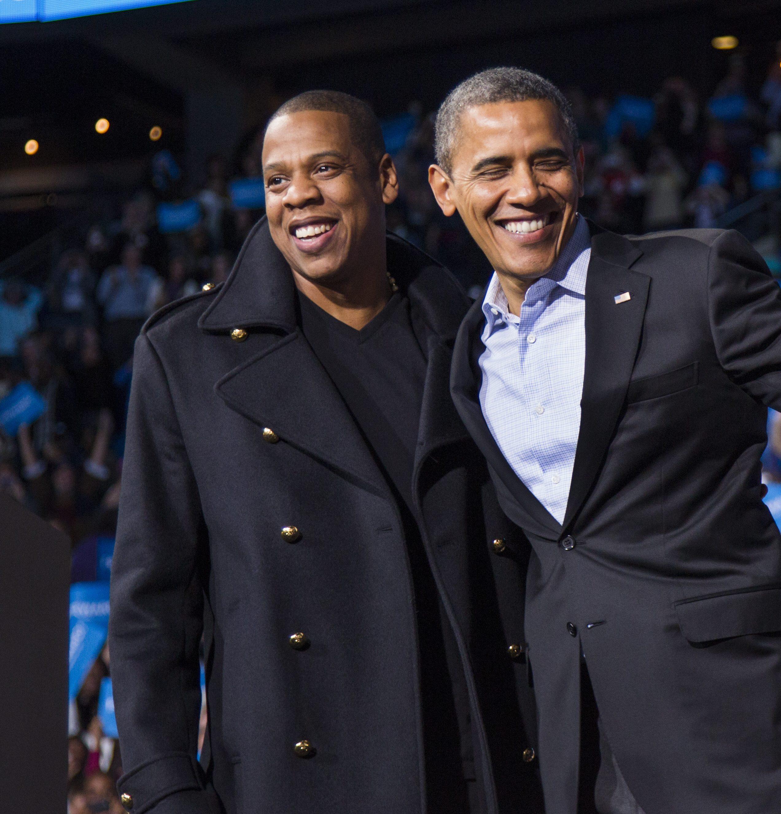 USA - Presidential Election 2012 - President Barack Obama