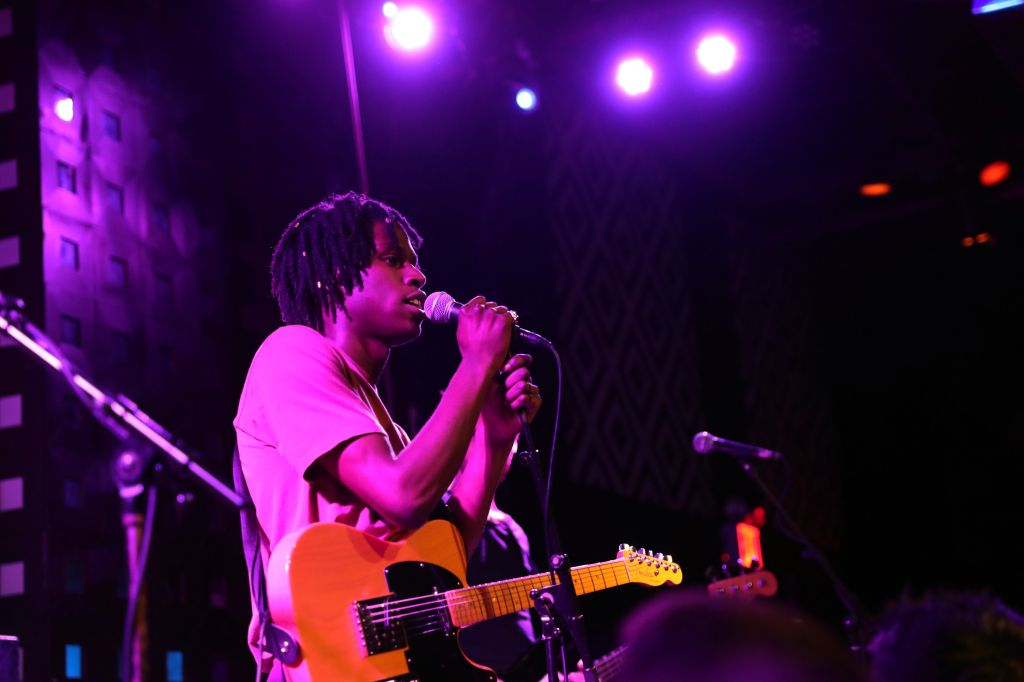 Daniel Caesar In Concert - New York, NY