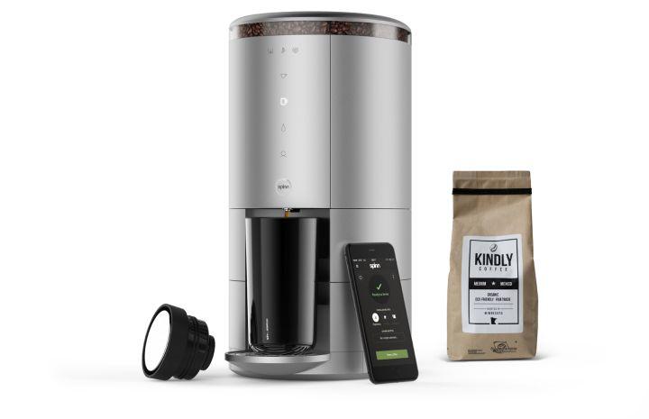 Spinn Coffee Machine