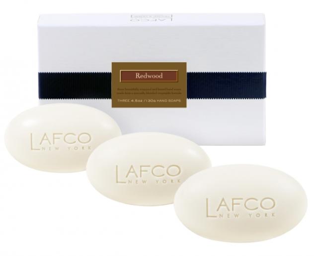 Lafco Redwood Bath Soap 3-Set 3 Set