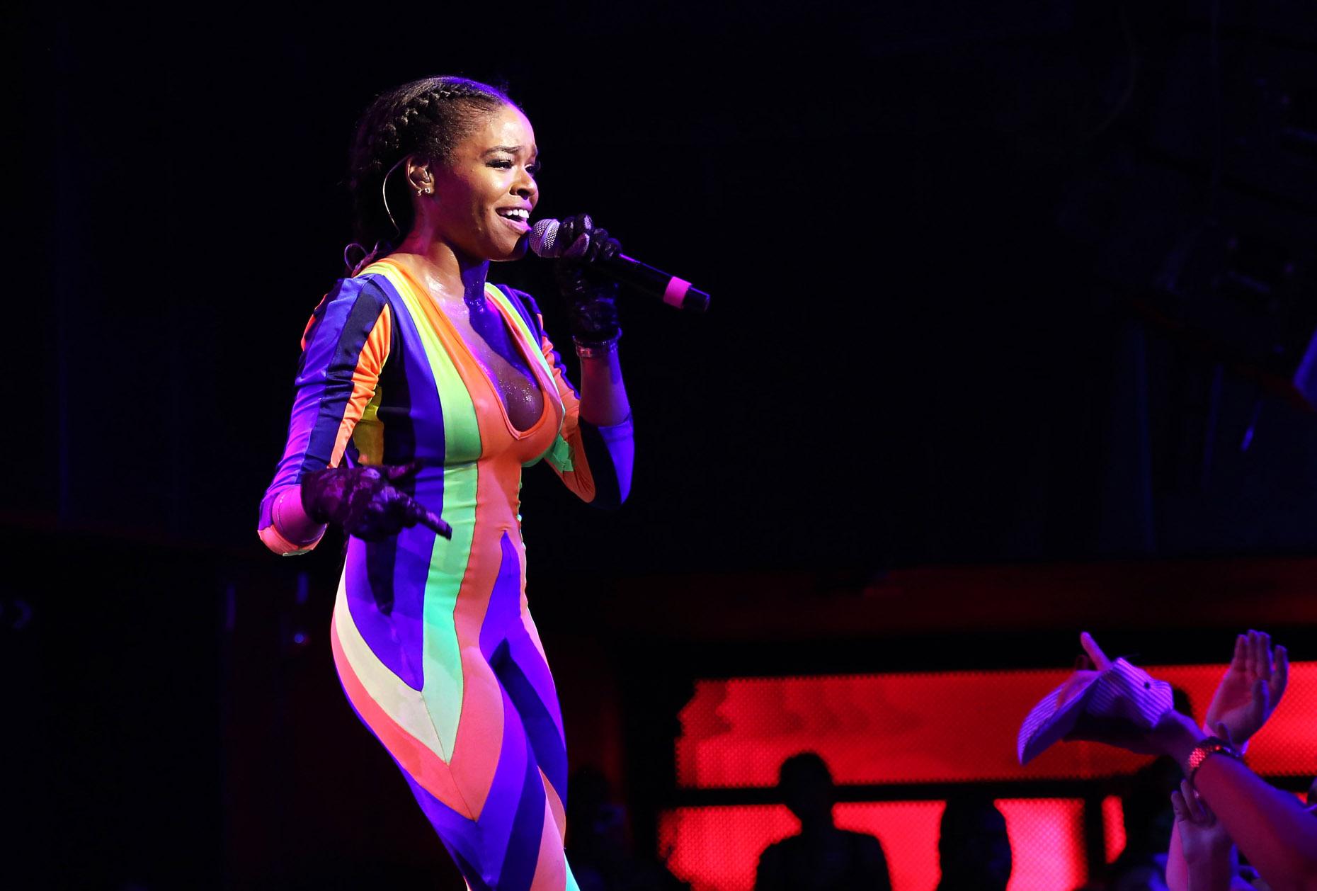 Azealia Banks In Concert - New York, New York
