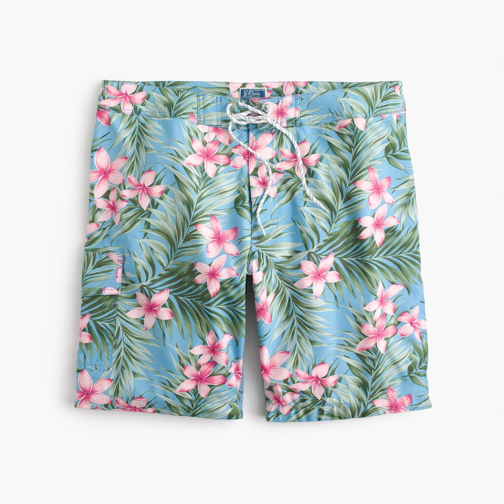 J.Crew swim shorts