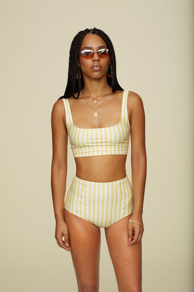 Reformation swimwear