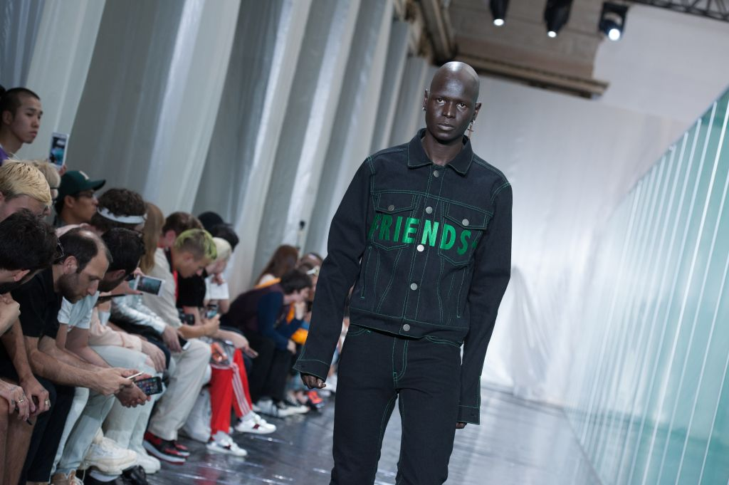 Vlone : Runway - Paris Fashion Week - Menswear Spring/Summer 2018