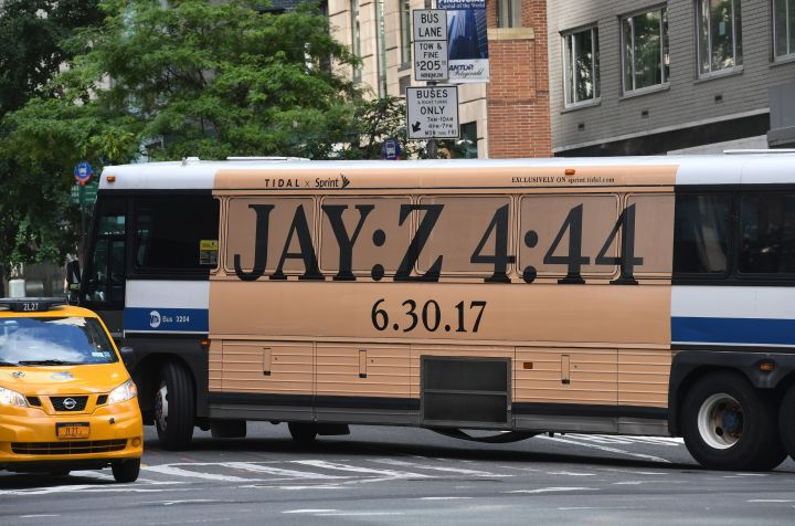 Jay-Z Stops the World with '4:44'