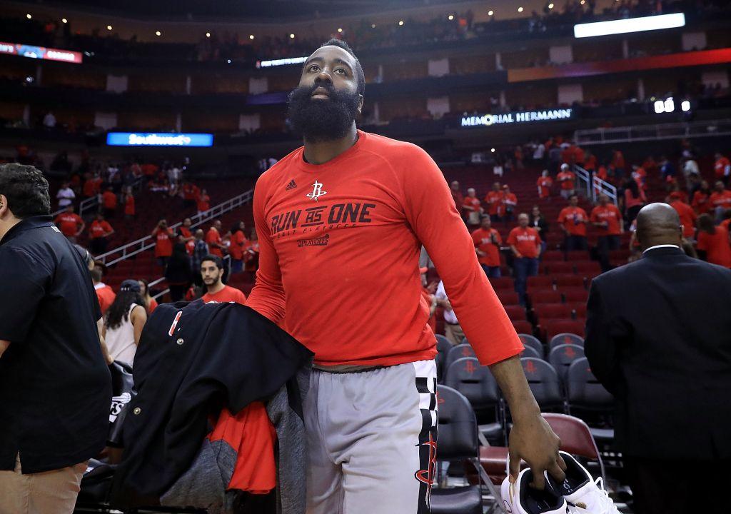 San Antonio Spurs v Houston Rockets - Game Six