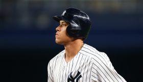 Milwaukee Brewers v New York Yankees