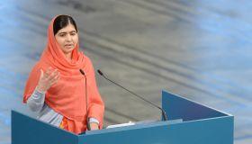 Norway- Nobel Peace Prize Ceremony in Oslo