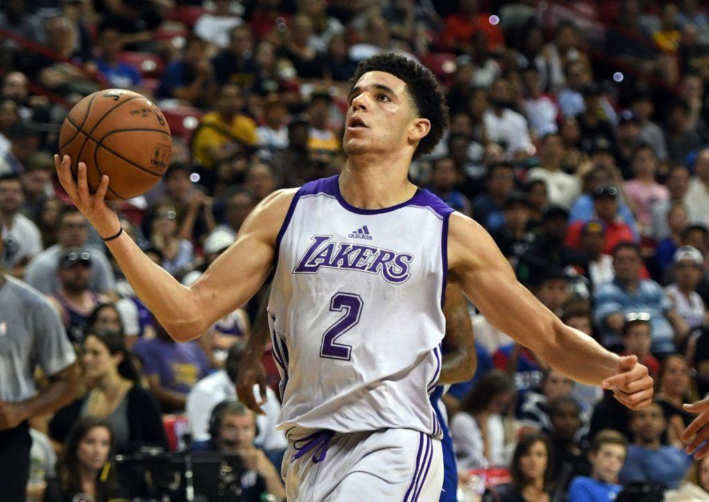 2017 Las Vegas Summer League - Philadelphia 76ers v Los Angeles Lakers