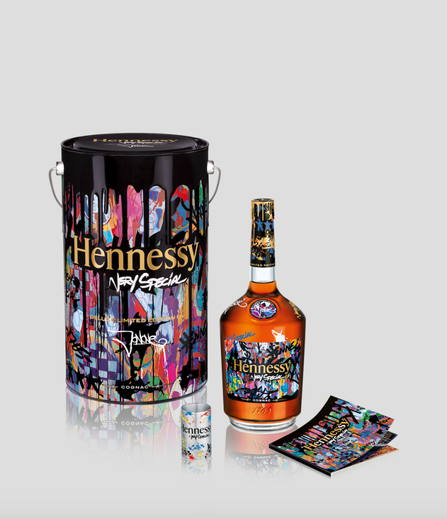 Hennesy x JoOne
