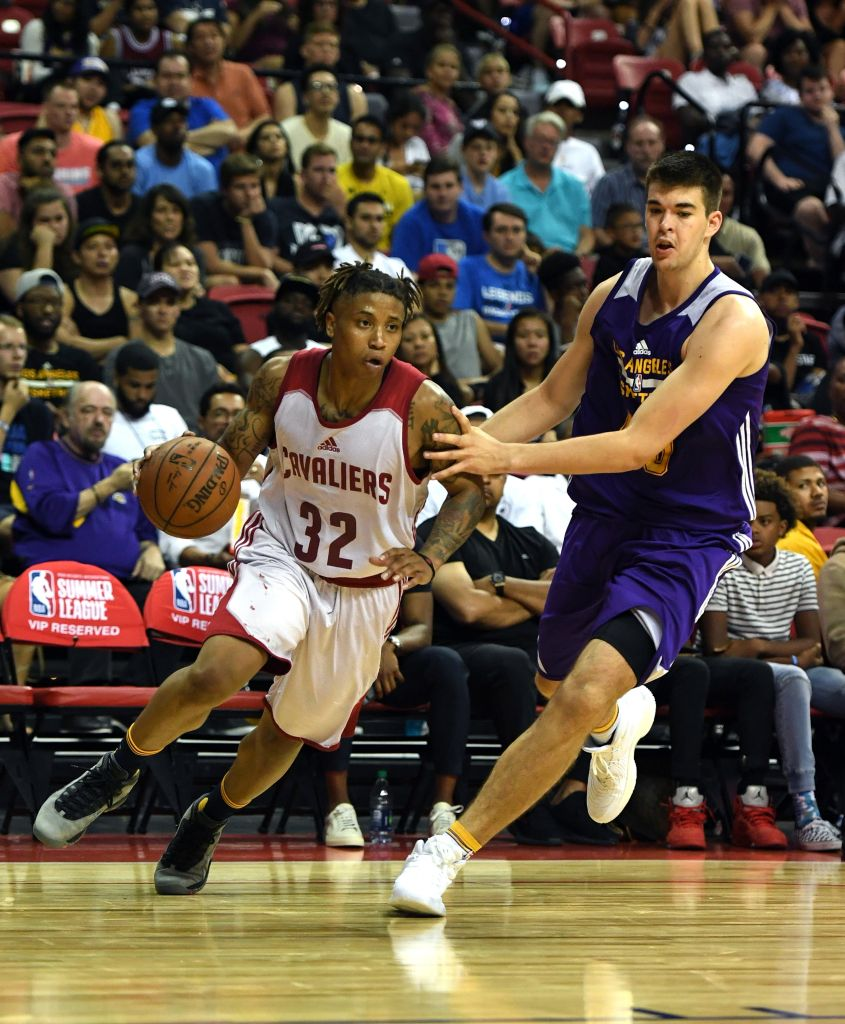 2017 Las Vegas Summer League - Los Angeles Lakers v Cleveland Cavaliers