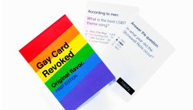 'Gay Card Revoked' is the New Card Game That'll Have You Laughing and Learning