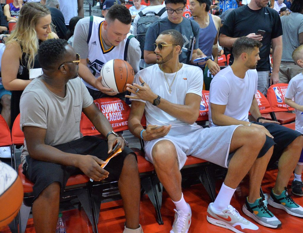 2017 Las Vegas Summer League - Utah Jazz v Los Angeles Clippers