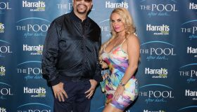 Ice-T & Coco Host The Pool After Dark
