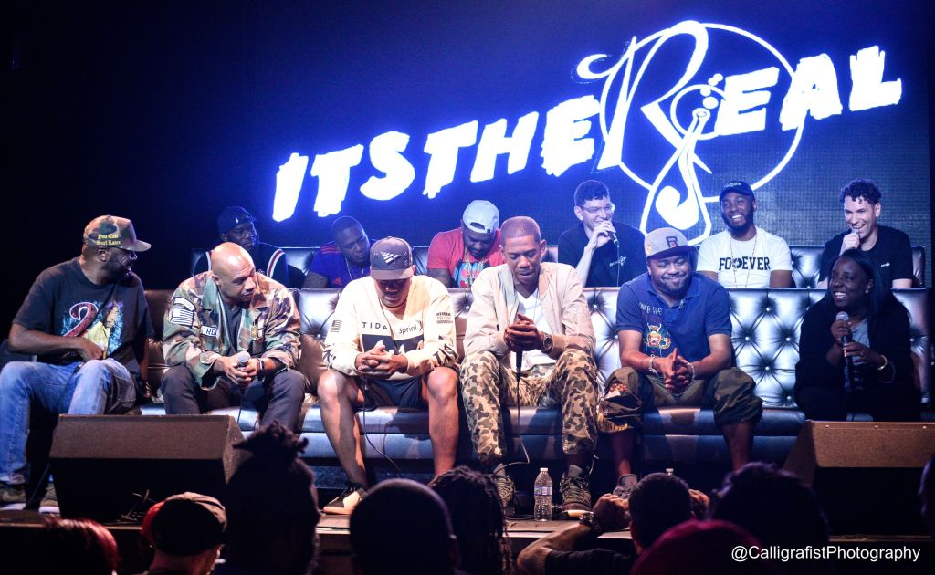 ItsTheReal Presents: A Waste of Time Live - Roc-A-Fella Records Celebration