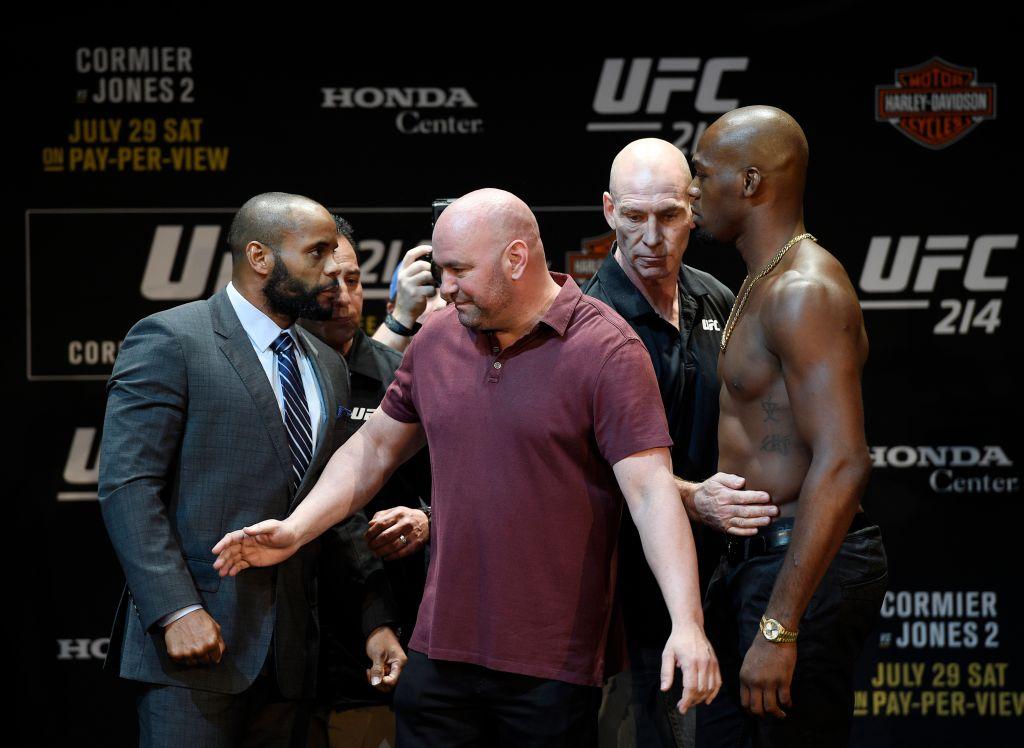 UFC 214 - Press Conference