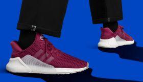 adidas Originals ClimaCool Collegiate Blue & Mystery Ruby