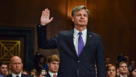 Senate Judiciary Committee Hearing to Confirm Christopher Wray as the Director of the Federal Bureau of Investigation - FBI