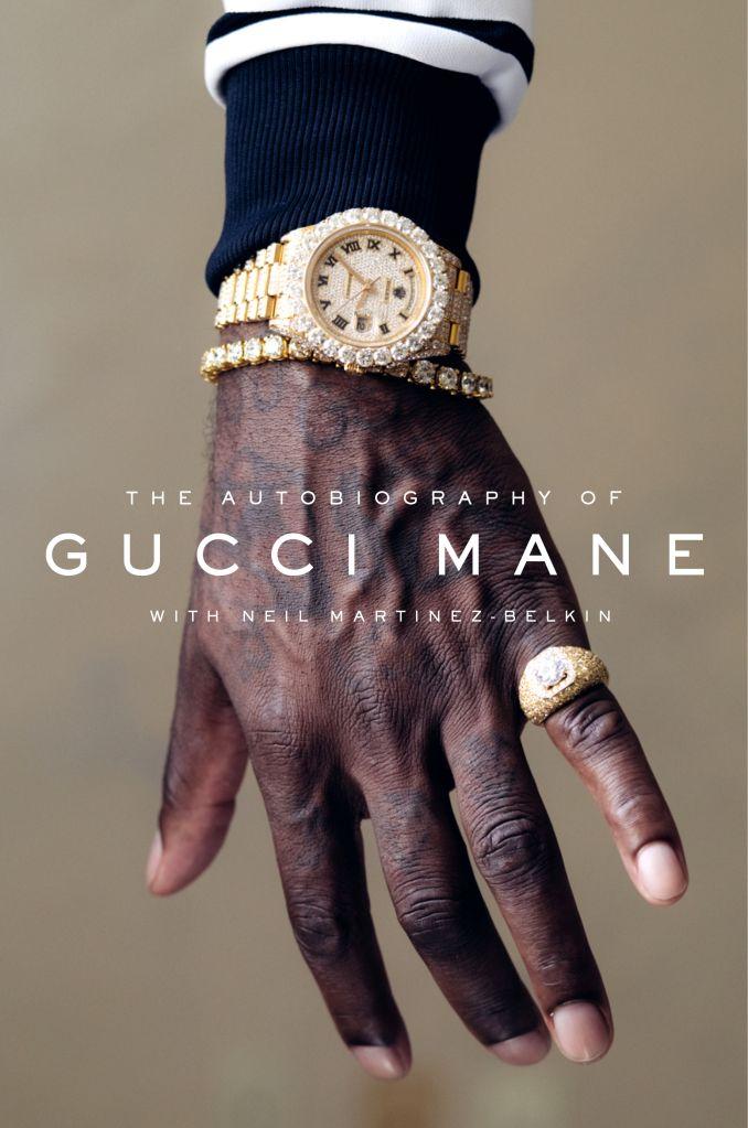Gucci Mane Autobiography Cover