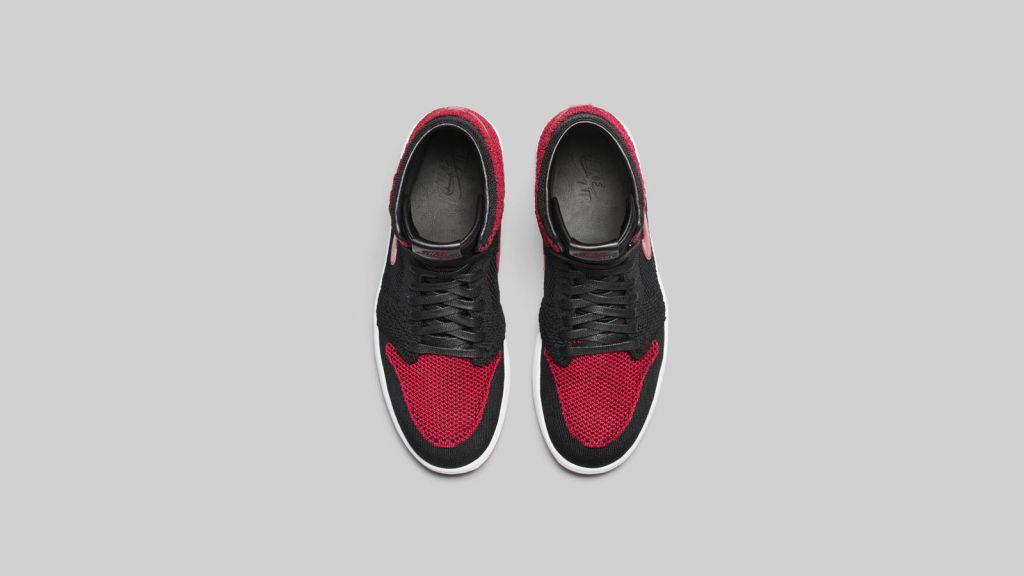 Air Jordan 1 Retro Hi Flyknit
