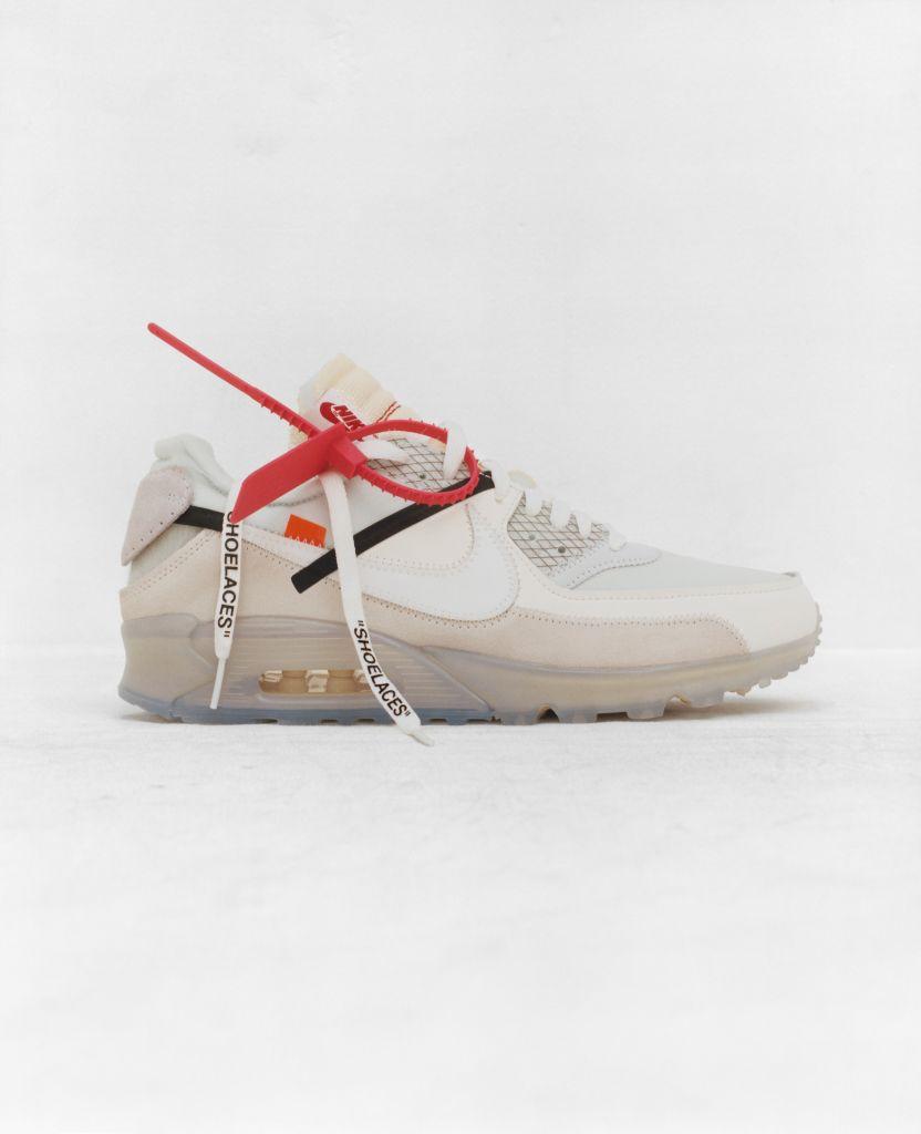 "Virgil Abloh for Nike Presents: ""The Ten"""