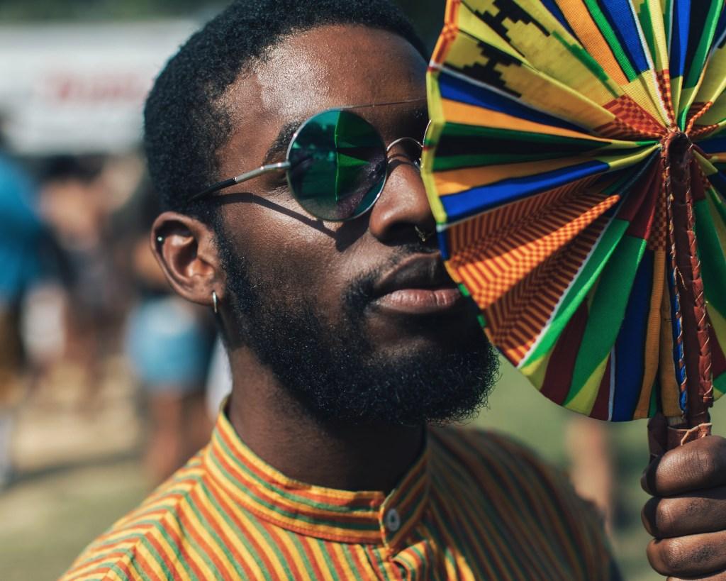 Afropunk Brooklyn Day 1 Street Style