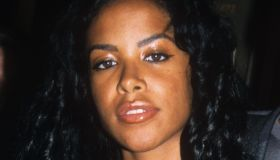Aaliyah at the Planet of the Apes Premiere