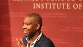 Ta-Nehisi Coates Speaks At Harvard