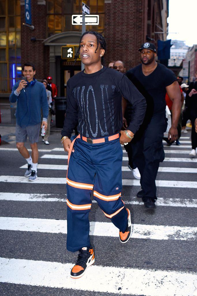 Celebrity Sightings in New York City - June 05, 2016