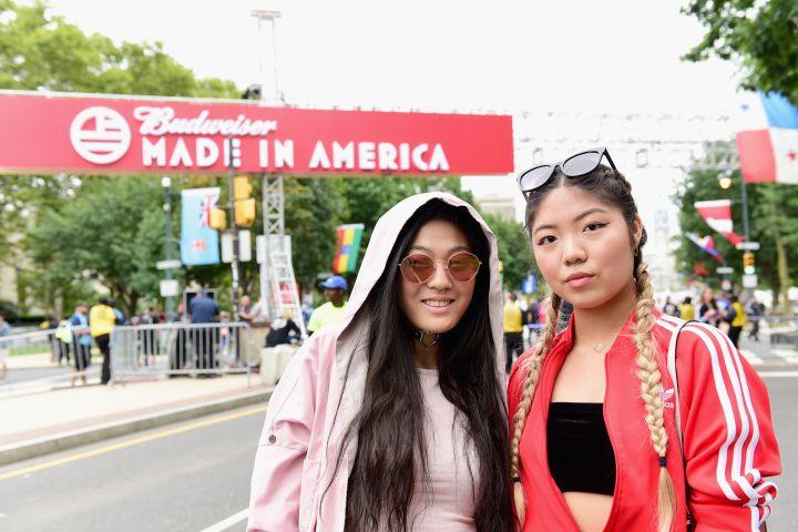 2017 Budweiser Made In America Festival Day 1