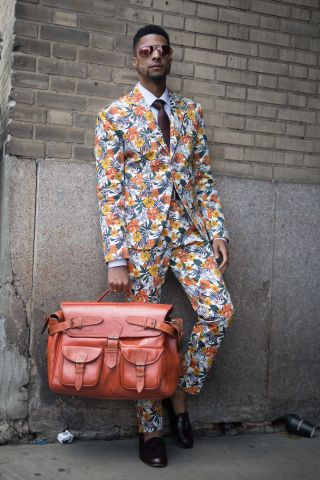 New York Fashion Week - Street Style - Day 1