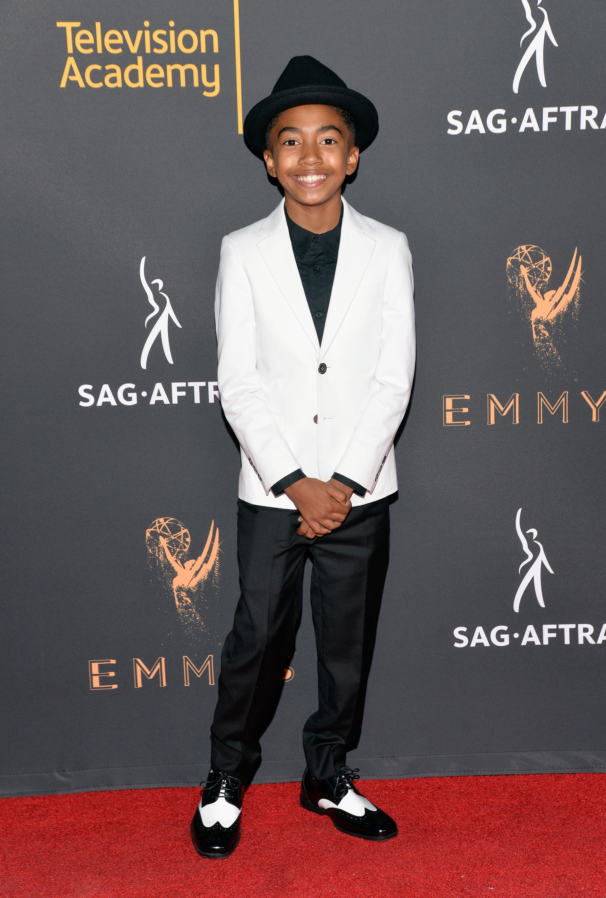 Television Academy And SAG-AFTRA's 5th Annual Dynamic And Diverse Celebration - Arrivals