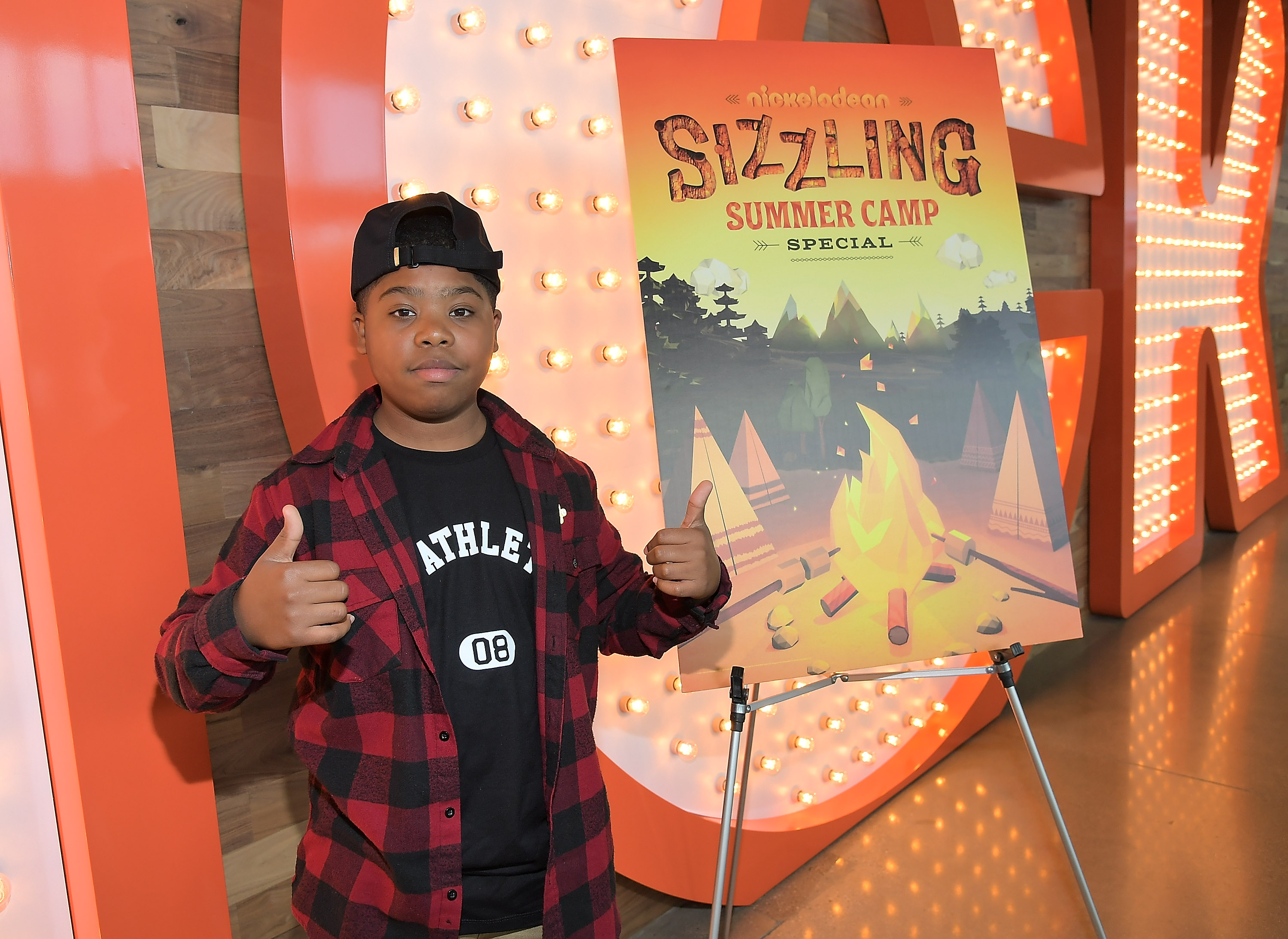 Nickelodeon's Sizzling Summer Camp Special Event