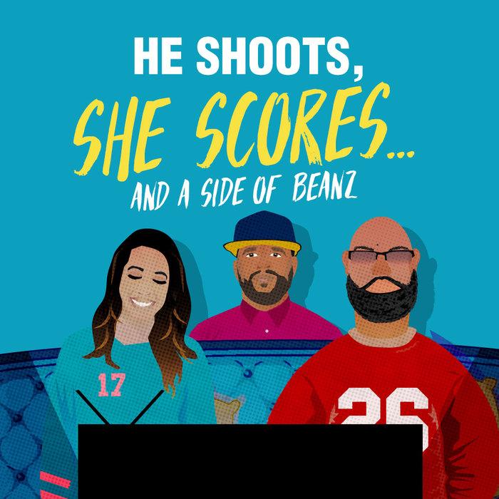 He Shoots, She Scores creative