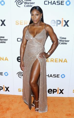 The Premiere Of EPIX Original Documentary 'Serena' - Arrivals